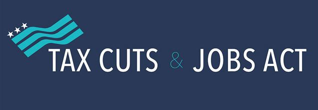Tax Cuts & Jobs Act Banner